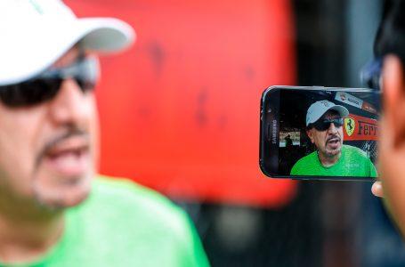 Entrevistas primera fecha GT Challenge de las Américas