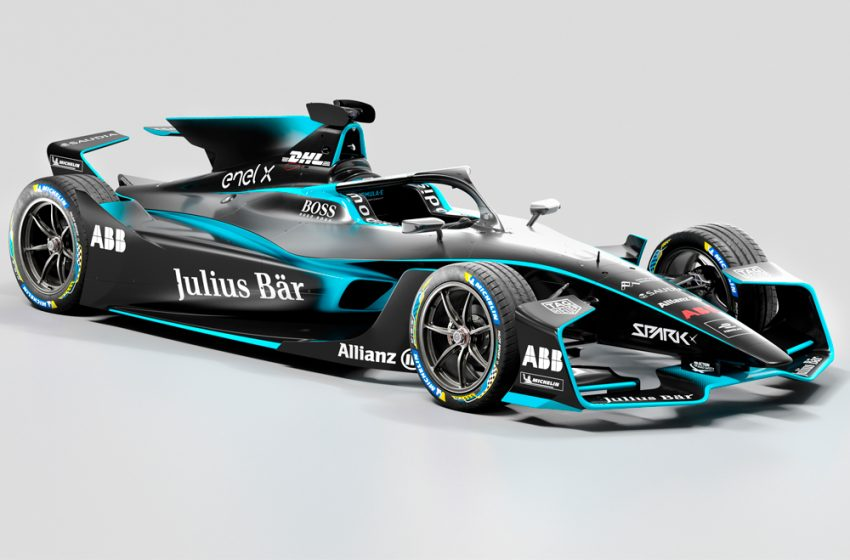 La Fórmula E presentó su nuevo Gen2 EVO