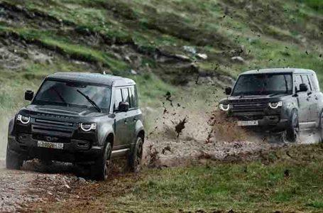 El nuevo Land Rover Defender se luce en la nueva película de James Bond