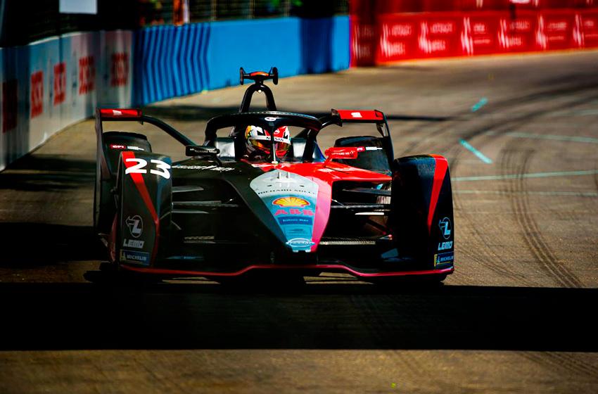 Nissan e.dams regresa a la Fórmula E en la Ciudad de México