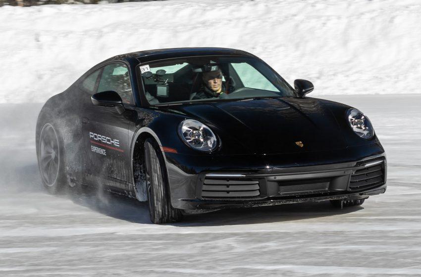 Fuimos parte del Porsche ICE Experience en Canadá