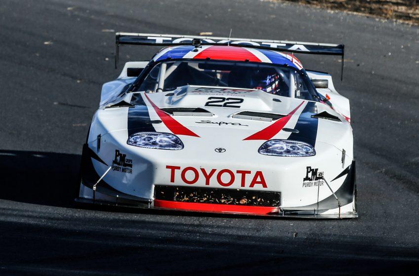 La Escudería Toyota reafirmó su papel de favorita en El Salvador