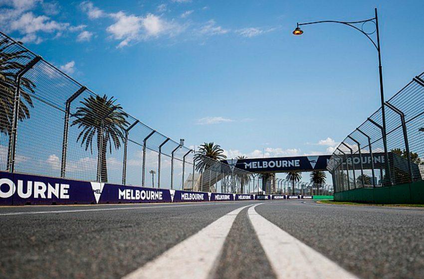 Cancelado el Gran Premio de Australia