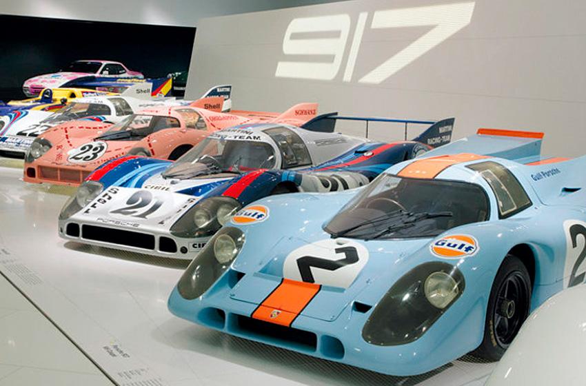 Museos de autos que puedes ver virtualmente