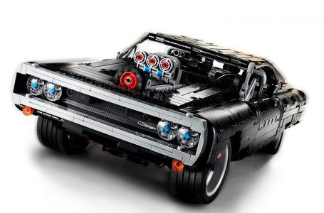 Lego presenta el Dodge Charger R/T de Toretto