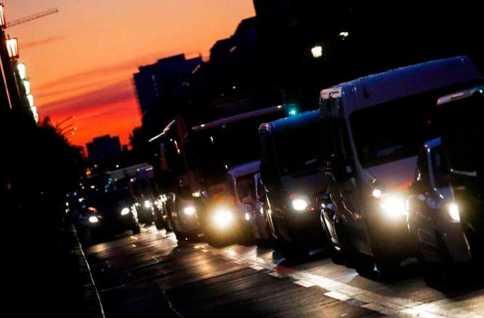 Estas son las excepciones a la restricción vehicular nocturna obligatoria