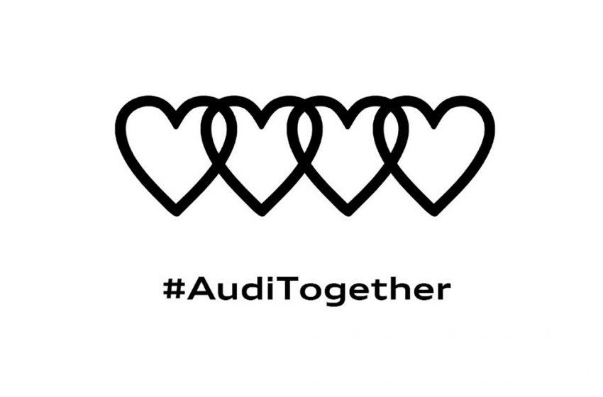 Audi aporta cinco millones de euros para la crisis del coronavirus