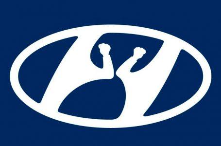 Hyundai promueve el saludo con los codos en su nuevo logo