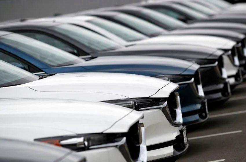 COVID-19 hunde las ventas de automóviles en Estados Unidos